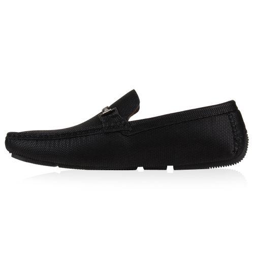 Herren Klassische Slippers - Schwarz