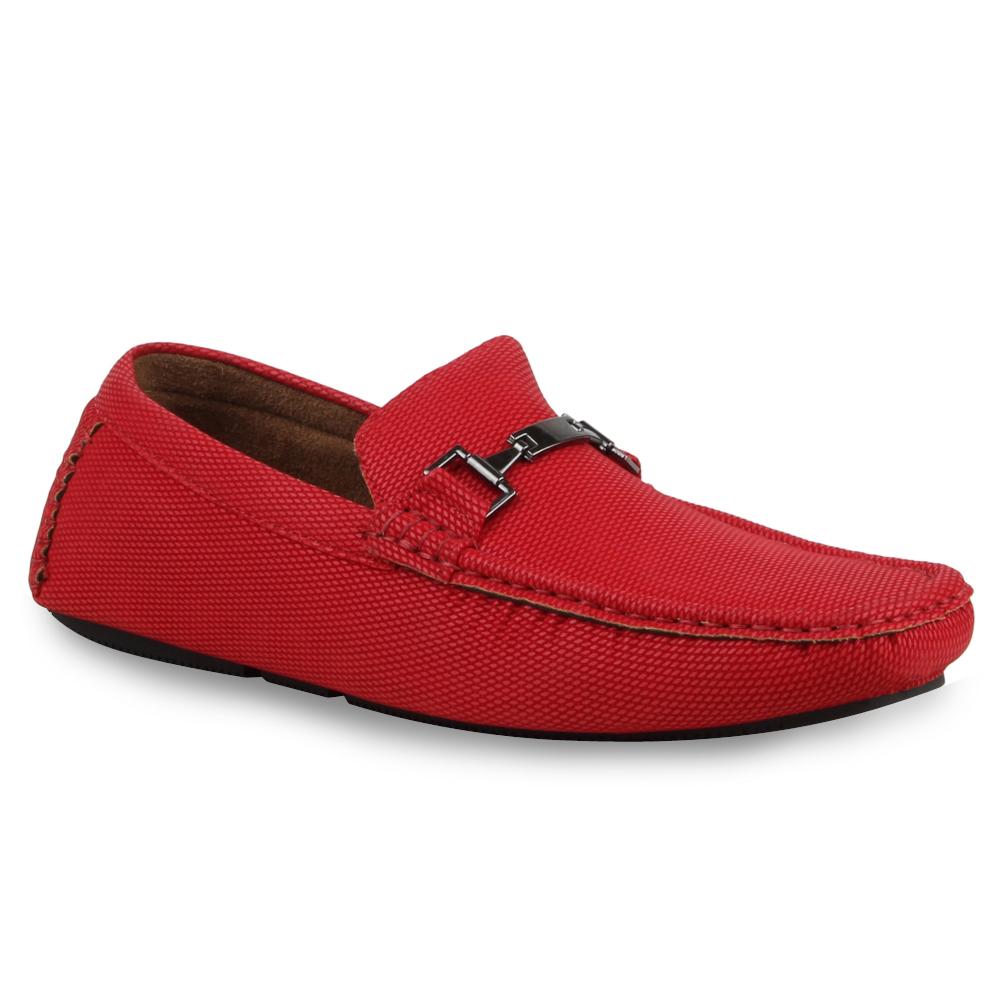 Herren Klassische Slippers - Rot