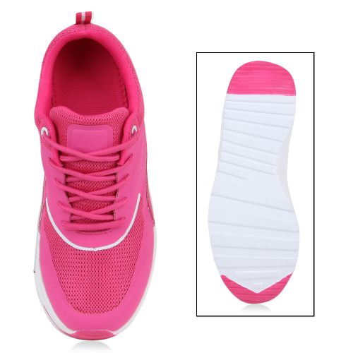 Damen Sportschuhe Laufschuhe - Pink