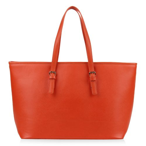 Damen Shopper - Orange