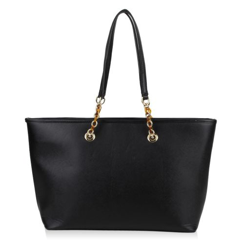 Damen Shopper - Schwarz