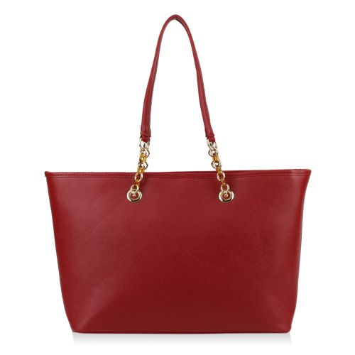 Damen Shopper - Rot