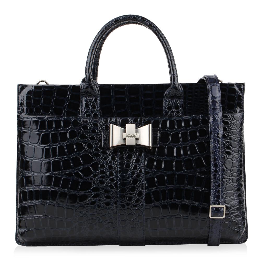 Damen Business Tasche - Dunkelblau
