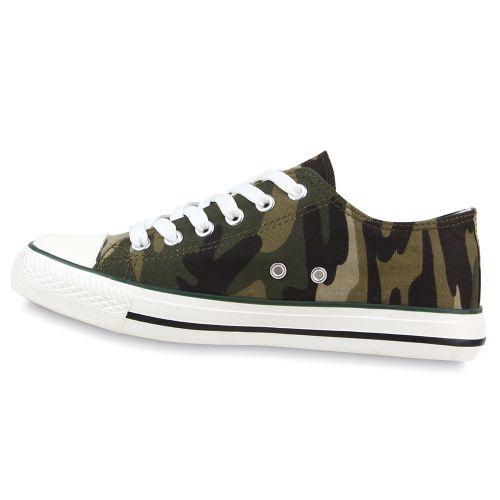 Herren Sneaker low - Camouflage