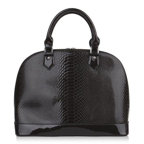 Damen Handtasche - Grau