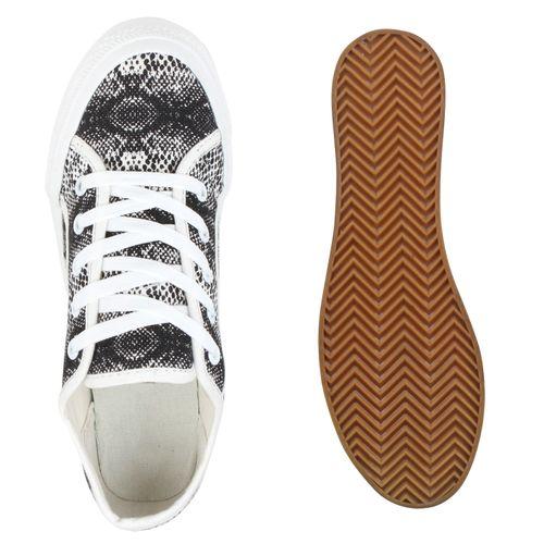 Damen Sneaker low - Snake