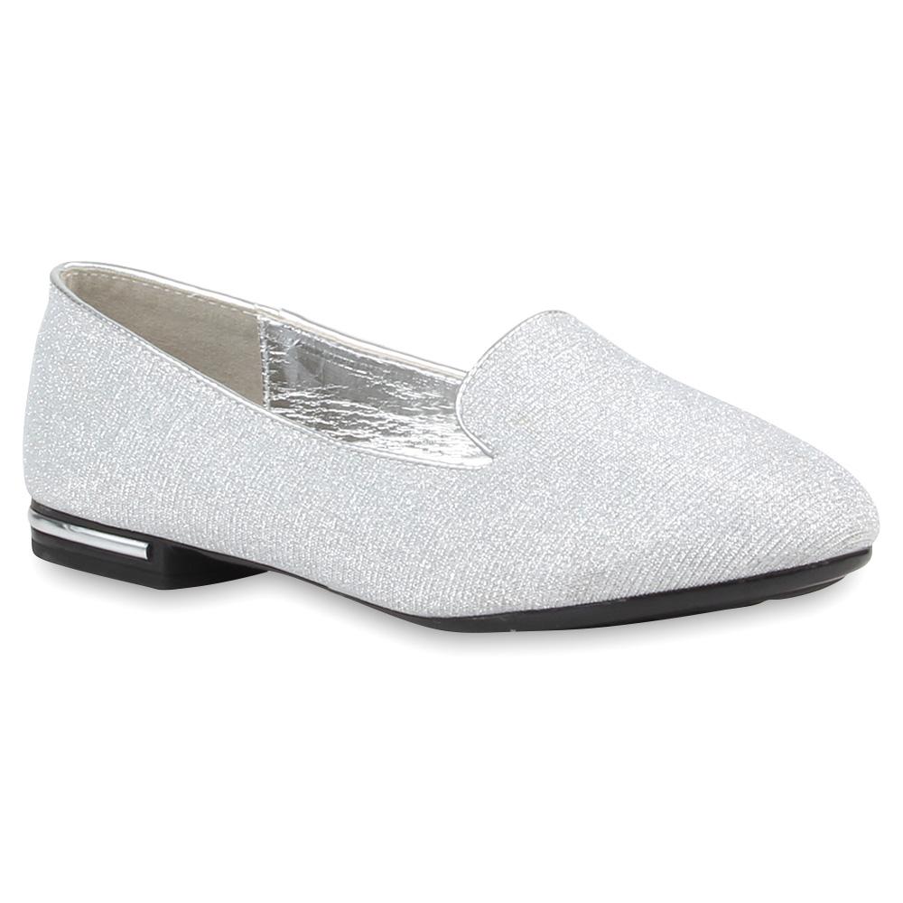 damen slippers in silber 76936 1507. Black Bedroom Furniture Sets. Home Design Ideas