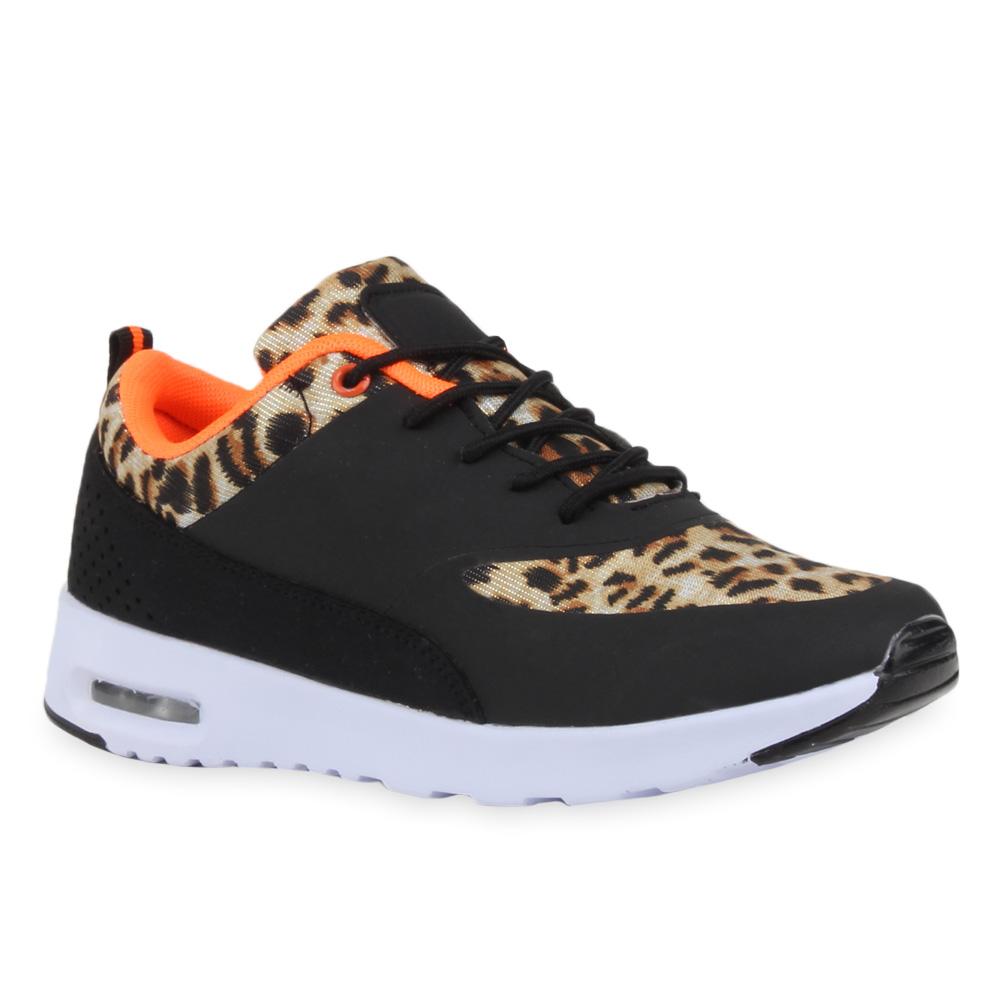 Damen Sportschuhe Laufschuhe - Leopard