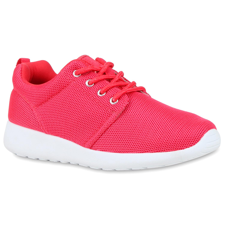 Damen Sportschuhe Laufschuhe - Coral