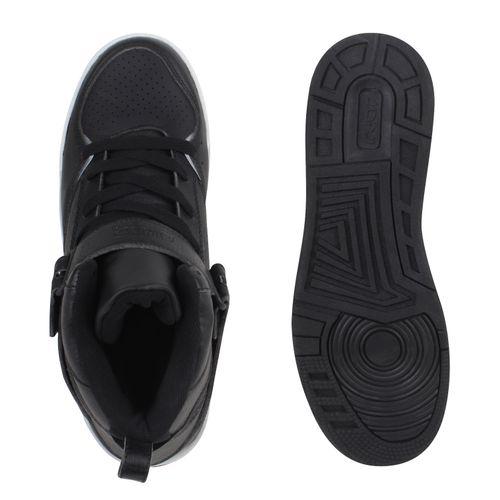 Herren Sportschuhe Basketballschuhe - Schwarz Weiß