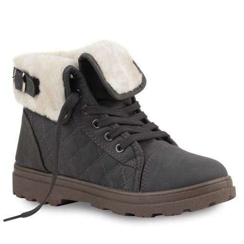 Stiefeletten Damen Winter Boots Winter Boots Stiefeletten Stiefeletten Grau Damen Damen Grau Winter qxA4nIX1w