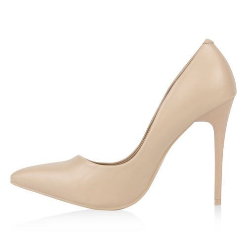 Damen Pumps Damen Nude Spitze Pumps Spitze Nude Damen S7xvd7w