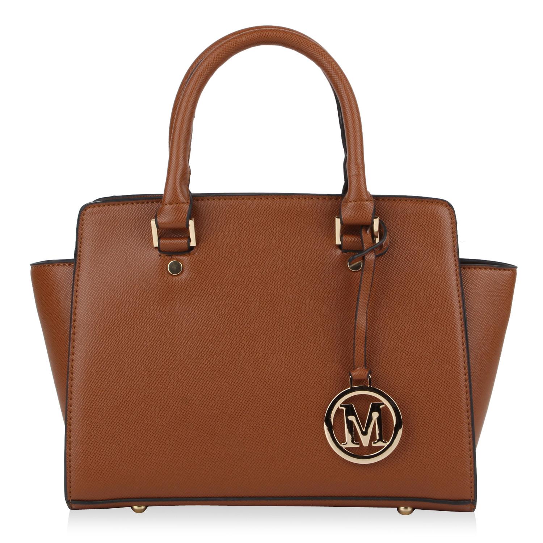 Damen Handtaschen | Umhängetaschen - Hellbraun
