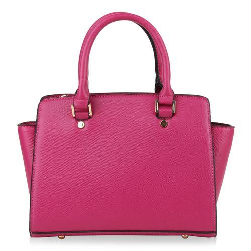 Damen Handtaschen | Umhängetaschen - Fuchsia