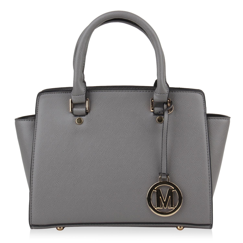 Damen Handtaschen   Umhängetaschen - Grau