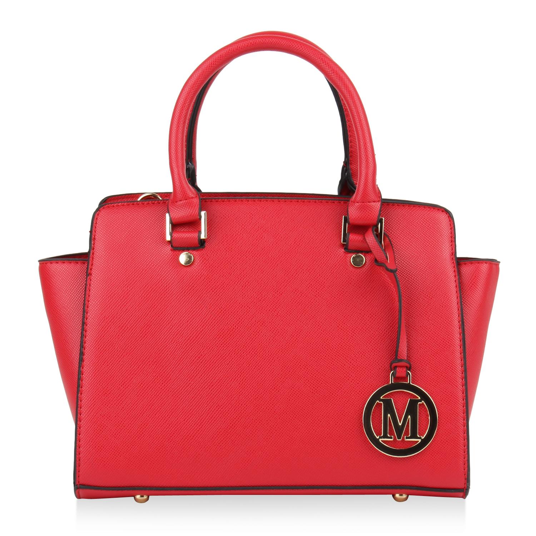 Damen Handtaschen | Umhängetaschen - Rot