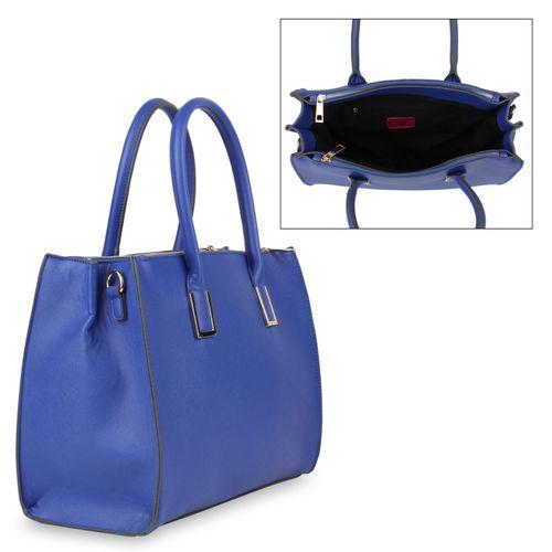 Damen Handtaschen | Shopper - Blau