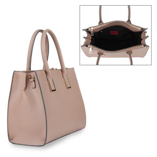 Damen Handtaschen | Shopper - Rosa