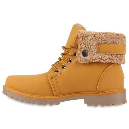 Stiefeletten Damen Stiefeletten Winter Hellbraun Winter Boots Damen Boots Hellbraun Damen qIU4UT