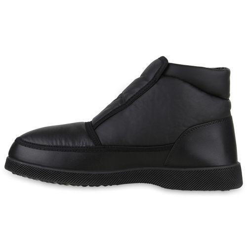Herren Boots Schwarz Winter Winter Boots Herren x707wv1qfS
