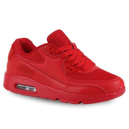 Damen Sportschuhe Laufschuhe Rot