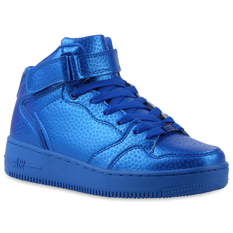 Damen Sportschuhe Basketballschuhe - Blau