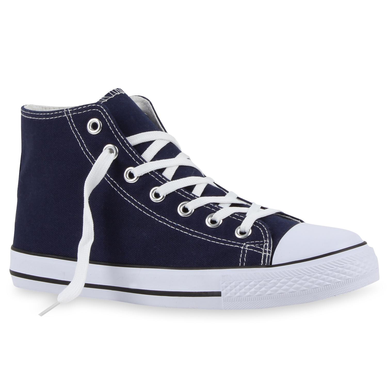 herren sneaker in dunkelblau 890644 512. Black Bedroom Furniture Sets. Home Design Ideas