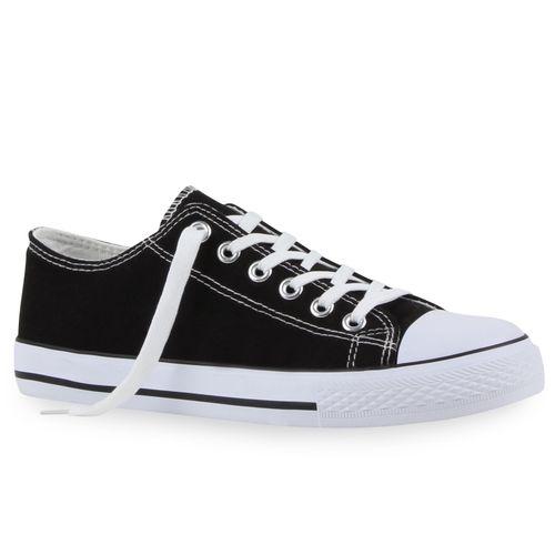 Herren Sneaker Sneaker low - Schwarz