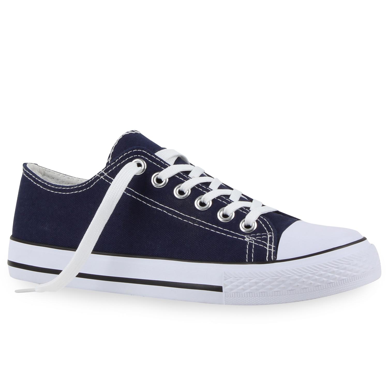 Herren Sneaker Sneaker low - Dunkelblau