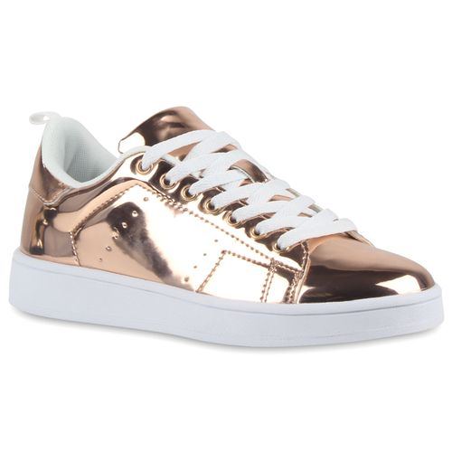 Damen Sneaker low - Bronze