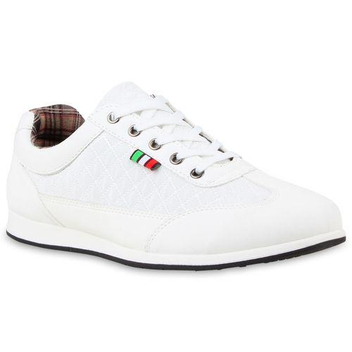 buy popular 808f8 dc31b Herren Sneaker low - Weiß