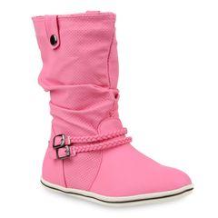 ff73318a2f26 Damen Sneaker in Pink (70086-488) - stiefelparadies.de