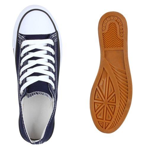 Damen Sneaker Damen Sneaker Dunkelblau Low Damen Sneaker Low Dunkelblau Low Dunkelblau TIYd8