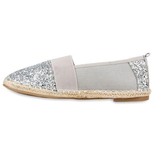 damen slippers in silber 890974 526. Black Bedroom Furniture Sets. Home Design Ideas