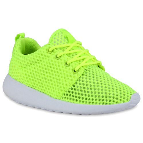 Herren Sportschuhe Laufschuhe - Neon Grün