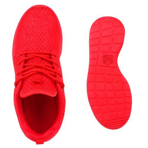 Damen Sportschuhe Laufschuhe - Rot