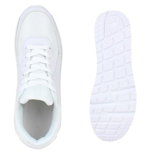 Herren Sportschuhe Laufschuhe - Weiß