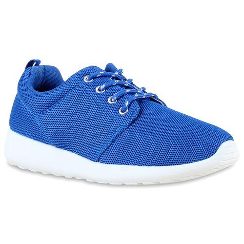 222e4e845f1e19 Damen Sportschuhe in Blau (811018-153) - stiefelparadies.de