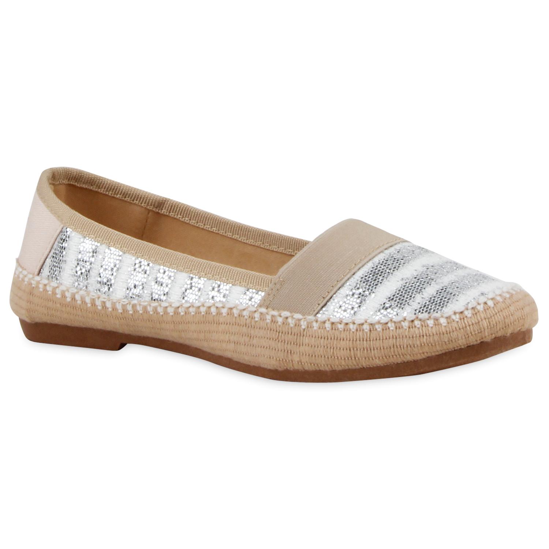 damen slippers in silber 811026 526. Black Bedroom Furniture Sets. Home Design Ideas