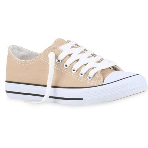 Creme Damen Sneaker Low Sneaker Damen Sneaker Low Creme Damen SZ6qW4wa