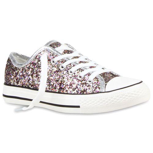 453087d53f Damen Sneaker low - Mehrfarbig