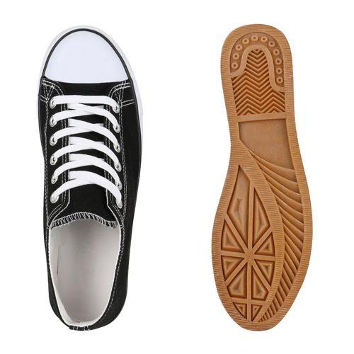 Herren Sneaker low - Schwarz
