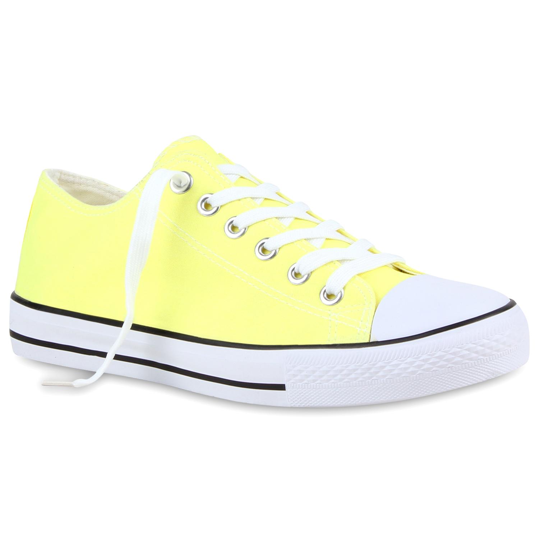 Herren Sneaker low - Gelb