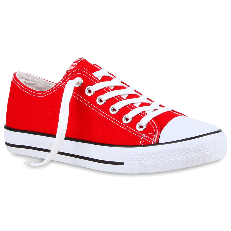 Herren Sneaker low - Rot