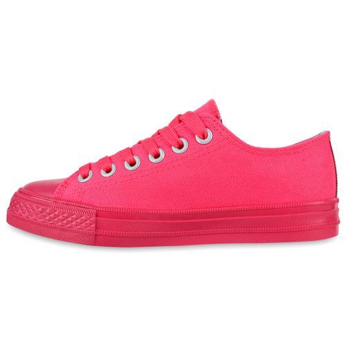Damen Sneaker low - Pink Grau