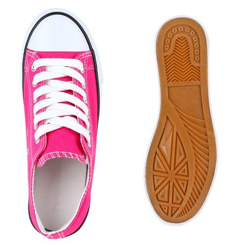 Damen Sneaker low - Pink
