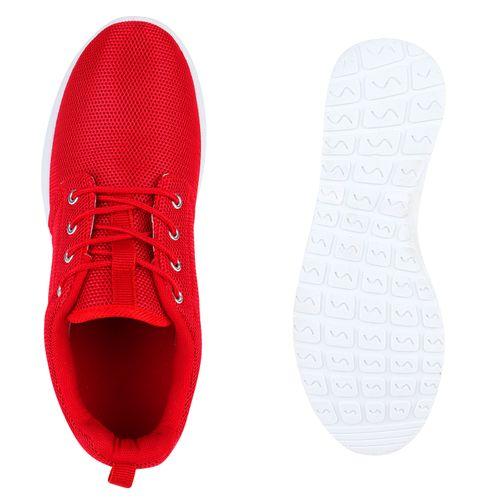 Damen Sportschuhe Laufschuhe - Neonrot