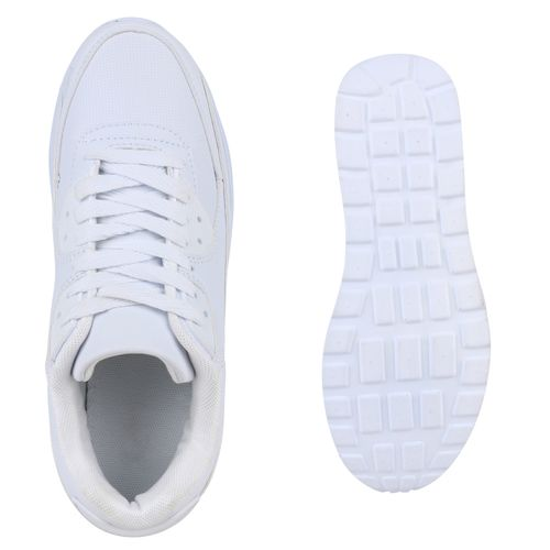 Damen Sportschuhe Laufschuhe - Weiß