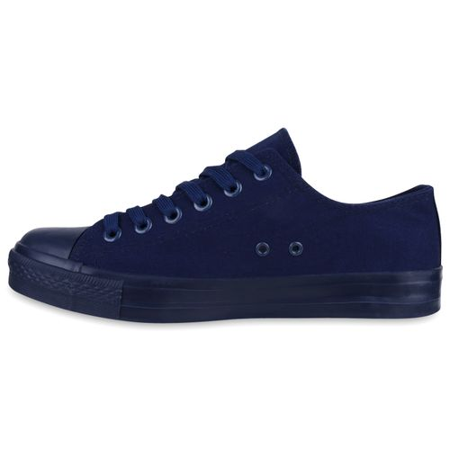 Damen Sneaker low - Dunkelblau Navy
