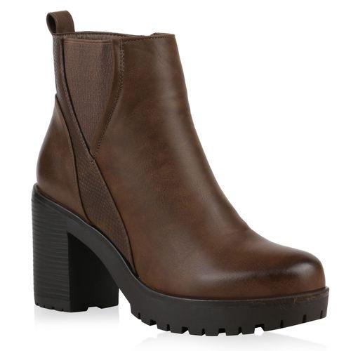 Damen Stiefeletten Plateau Boots Boots Damen Khaki Damen Khaki Stiefeletten Plateau Stiefeletten ZTqZrBnA